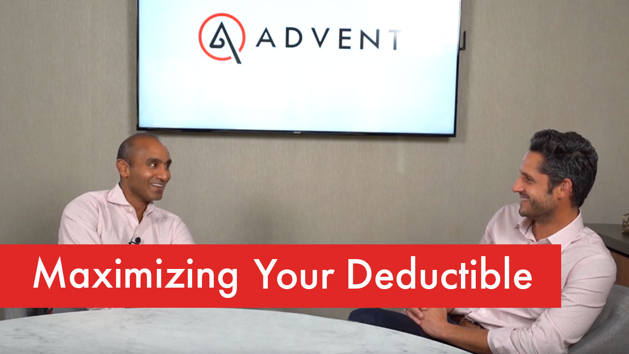 ADVENTing Maximizing Your Deductible