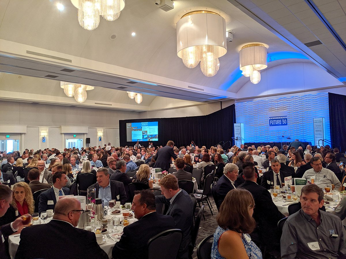 Future 50 Awards Luncheon