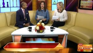 The Morning Blend Sleep Divorce Segment