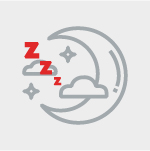Get a Good Nights Rest Icon 2020