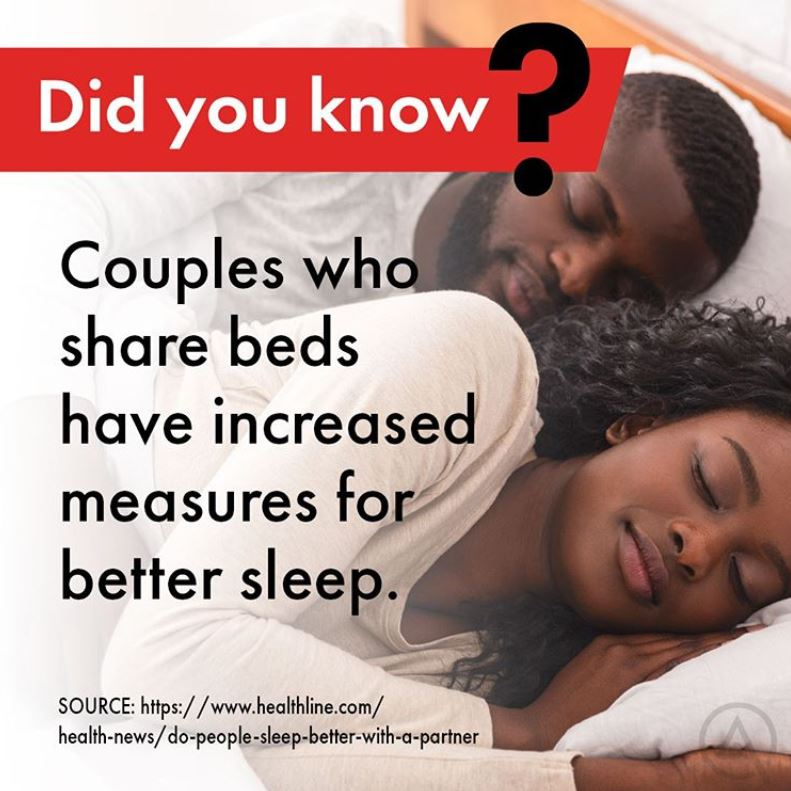 Sleep apnea couples