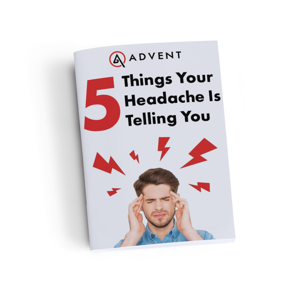 ADVENT - 5 Things Your Headache Is Telling You