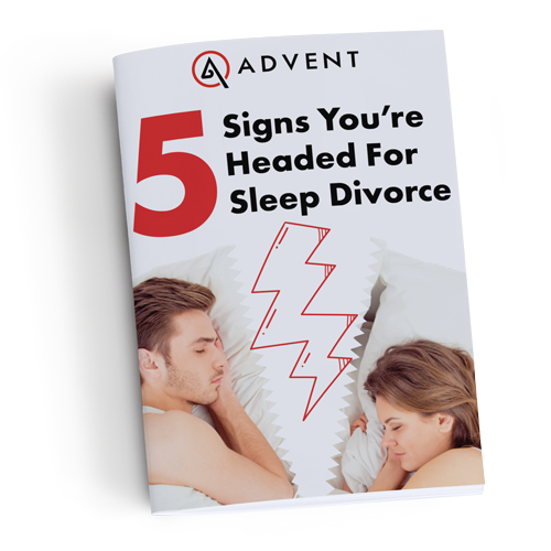 ADVENT 5 Signs Your Headed For Sleep Divorce White Paper